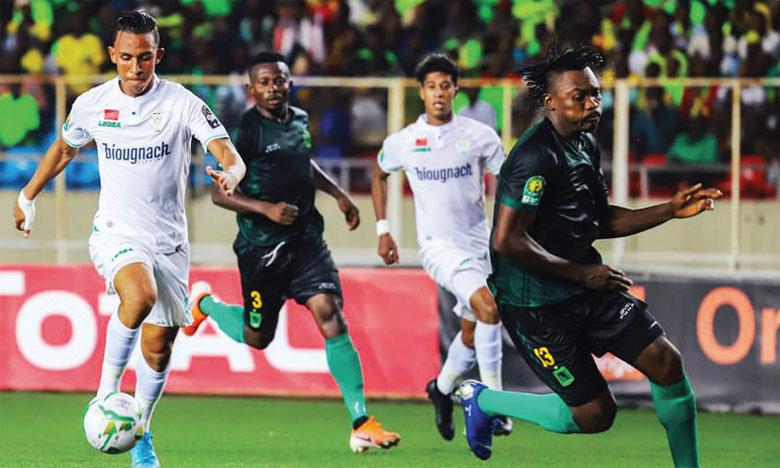 Lors du match aller, les Verts avaient remporté une belle victoire 1-0 à Kinshassa, grâce à un Soufiane Rahimi en grande forme.