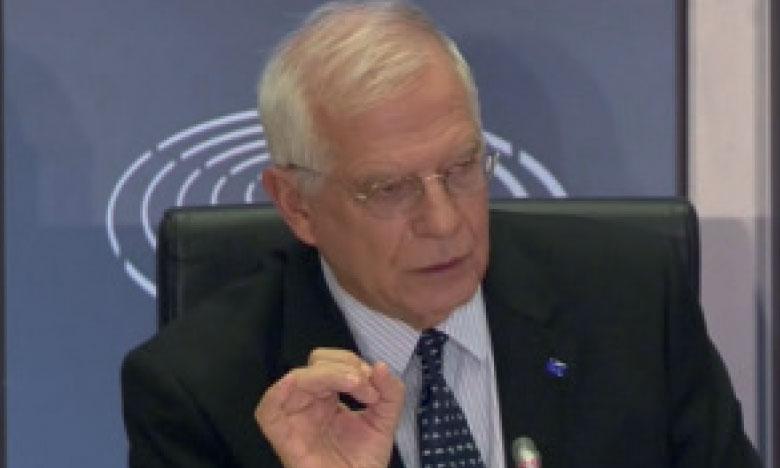 L'UE réaffirme son attachement  à la solution à deux États