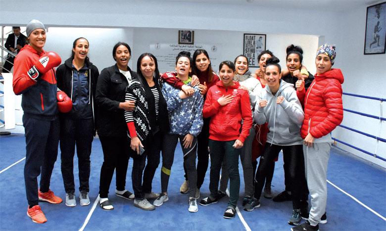 Les boxeurs marocains passeront par Dakar pour aller à Tokyo