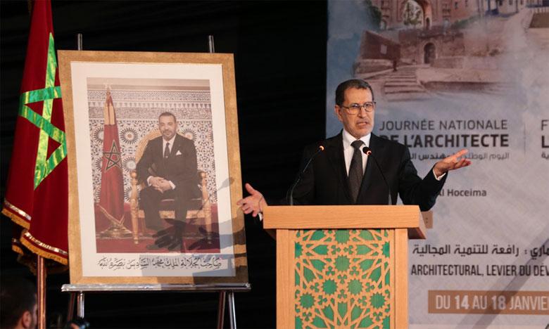 Saâd Eddine El Othmani : Les architectes  sont les partenaires de l'État dans le secteur de l'urbanisme