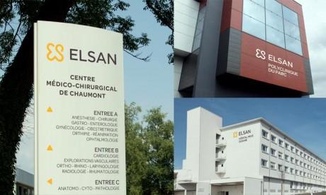 Hospitalisation privée :  ELSAN investit 180 MDH à Béni Mellal
