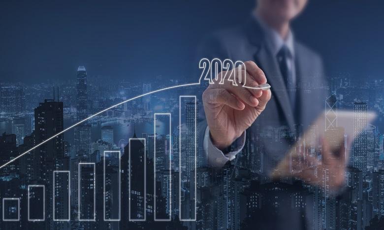 Au premier trimestre 2020, le contexte international serait moins pénalisant pour l'économie nationale qu'au trimestre précédent. Ph. Shutterstock