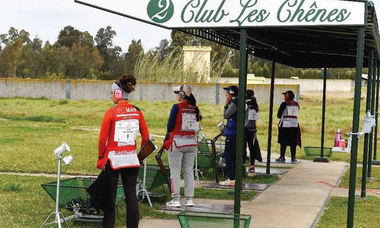 Le gratin mondial des tireurs à Rabat,  dont 21 qualifiés aux JO de Tokyo 2020