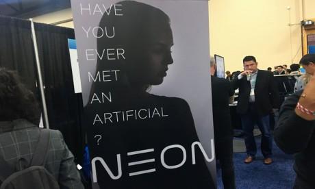 Samsung lève le voile sur ses «Neons» au  CES 2020