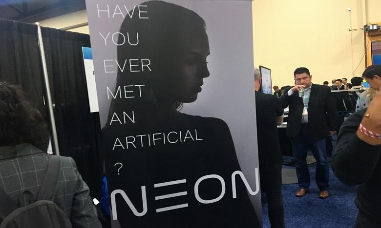 Le géant sud-coréen Samsung aurait développé une technologie capable de créer des avatars numériques intelligents si réalistes qu'il serait impossible de les distinguer avec de véritables êtres humains. Ph : AFP