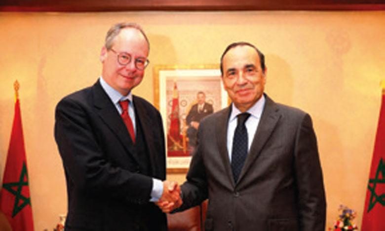 L'ambassadeur d'Autriche à Rabat souligne l'importance  de la diplomatie parlementaire dans le renforcement  de la coopération bilatérale