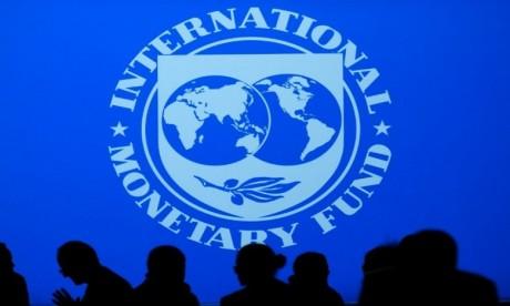 """Pour 2020, le FMI prédit une """"reprise poussive"""" de la croissance mondiale"""