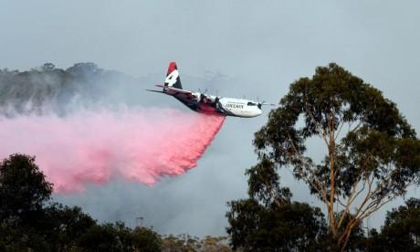 Australie : Trois Américains tués dans le crash d'un bombardier d'eau
