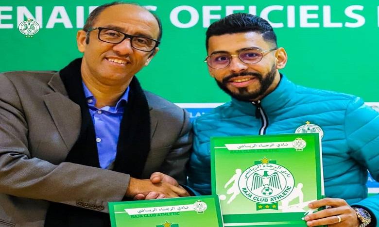La JSK bute sur le Raja Casablanca — Ligue des champions