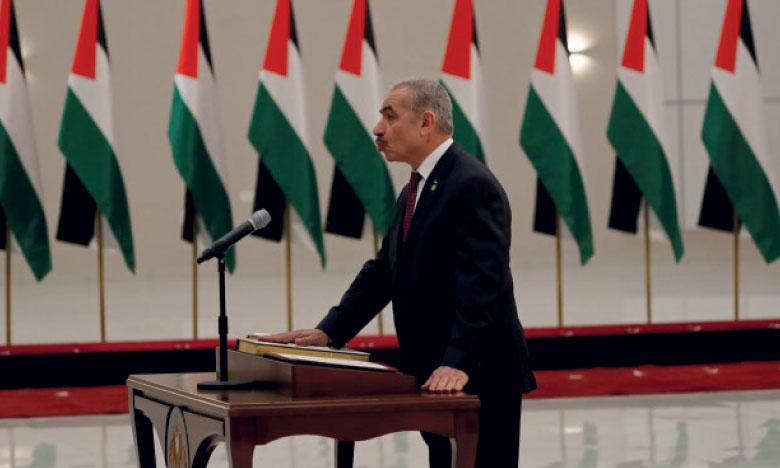 Le Premier ministre palestinien appelle au boycott du plan de paix de Trump