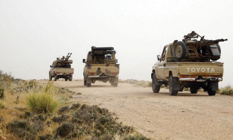 L'ONU dénonce la poursuite des violations  de l'embargo sur les armes, malgré  la conférence de Berlin