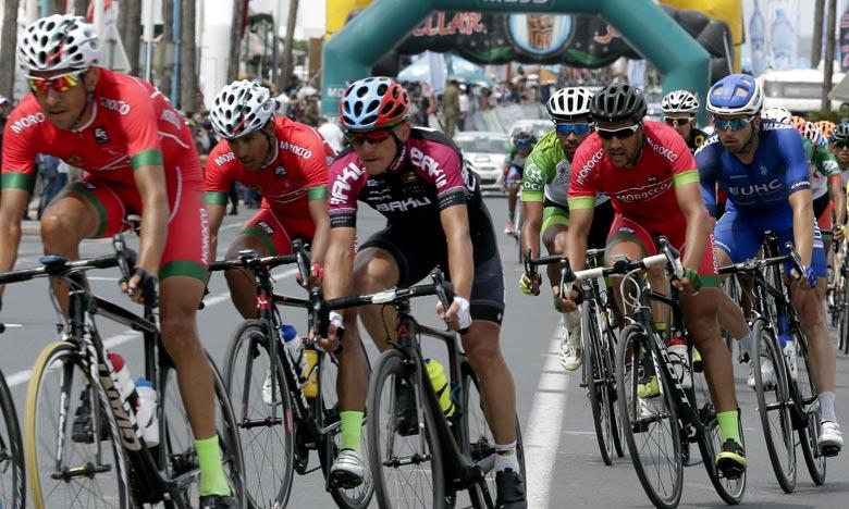La sélection nationale de cyclisme participera à la 15e édition du tour cycliste Amissa Bongo (Tour du Gabon), épreuve de l'Africa Tour. Ph : MAP