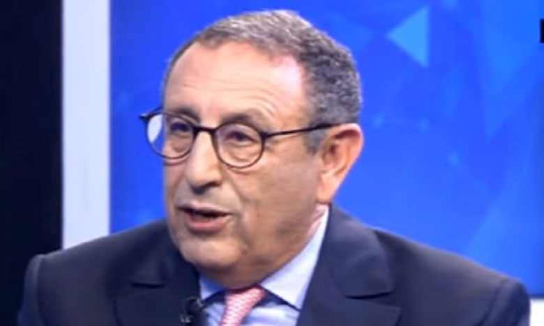 Youssef Amrani : Le Maroc et l'Afrique du Sud appelés à travailler ensemble pour  relever les défis posés à l'Afrique