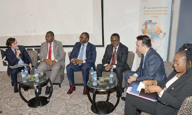 La CCG élue à la tête de l'Association africaine APIGA