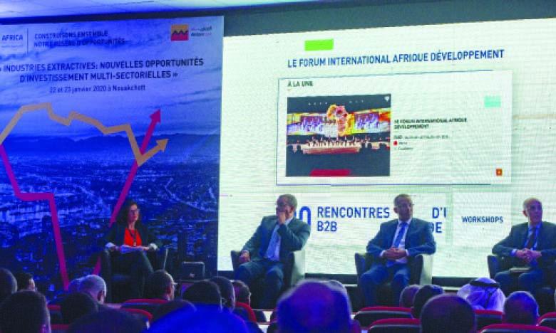 Une mission en Mauritanie signée Club Afrique Développement
