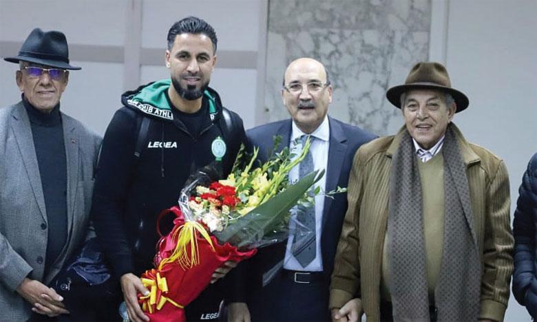 Le Raja de Casablanca débarque  en Tunisie amputé de plusieurs joueurs