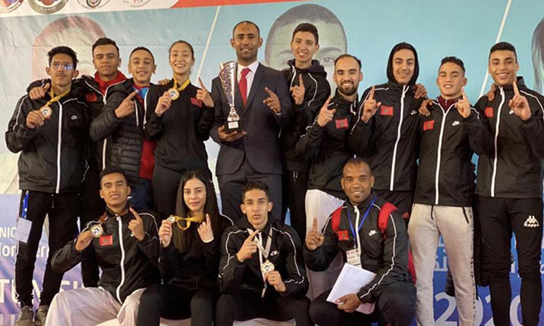 Suprématie du Maroc au championnat UFAK- Région Nord