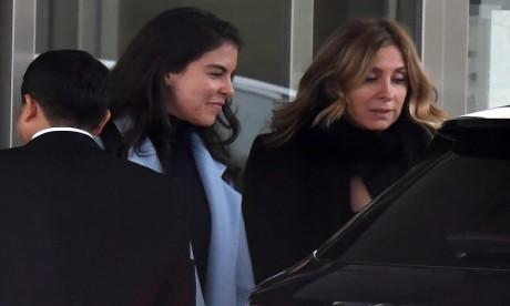 Carole Ghosn réclamée par la justice japonaise