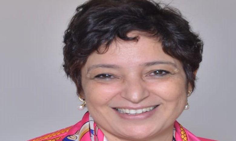 Dr Aicha Zaoui.