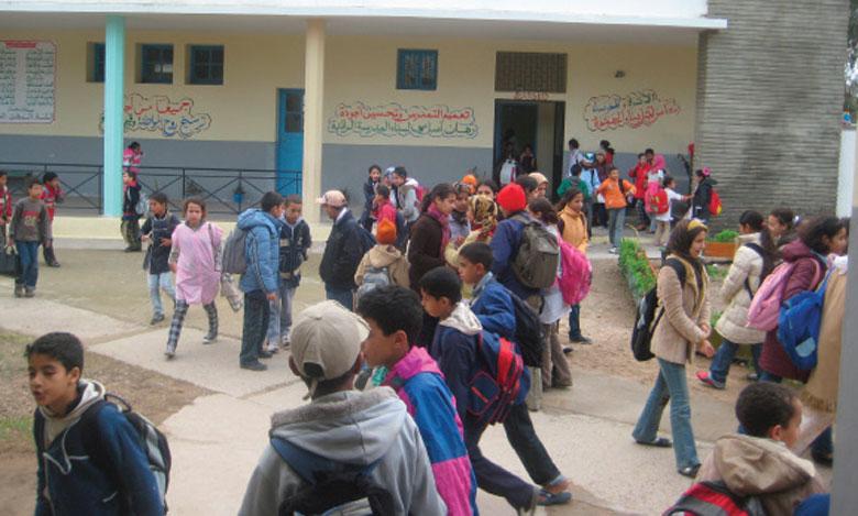 Les enseignants contractuels annoncent  une grève nationale de quatre jours