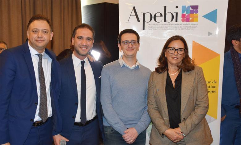 Un nouveau binôme  à la présidence de l'APEBI