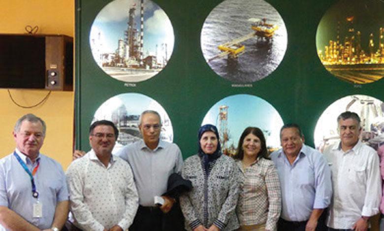 La promotion de la coopération au centre d'entretiens entre responsables syndicaux marocains et chiliens