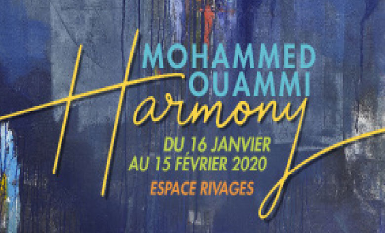 Mohammed Ouammi expose  ses œuvres à l'Espace Rivages