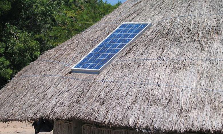 Alimentées à l'énergie, les petites installations électriques permettraient d'éviter l'émission de 1,5 milliard de tonnes de CO2 à l'échelle mondiale. Ph. DR