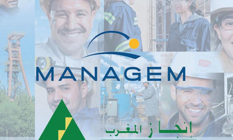 Managem et Injaz Al Maghrib annoncent la fin de la première phase