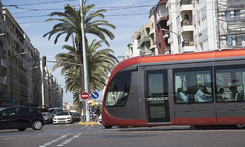 Le prêt permettra de financer la contribution de la région de Casablanca-Settat dans la construction des deux nouvelles lignes de tramway T3 et T4 à Casablanca. Ph. Archives