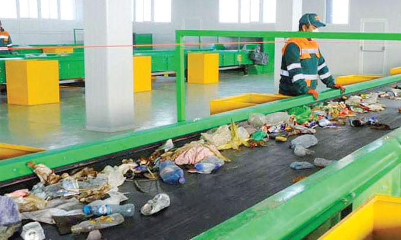 La gestion des déchets ménagers confiée  à l'Établissement de coopération intercommunale