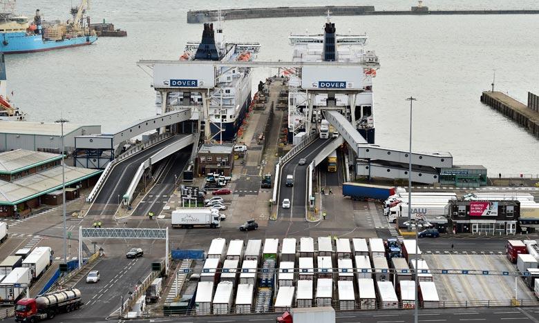 L'UE exercerait aussi des contrôles sur les marchandises entrant sur son territoire. Ph : AFP