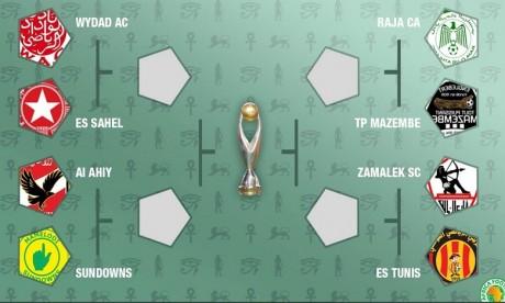 Ligue des champions : Voici les adversaires du Raja et du WAC