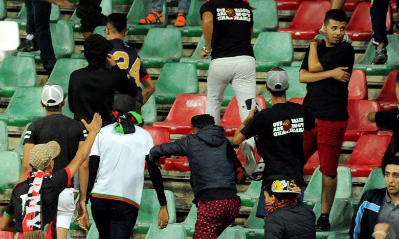 Hooliganisme à Safi: Arrestation de 12 individus, dont 7 mineurs