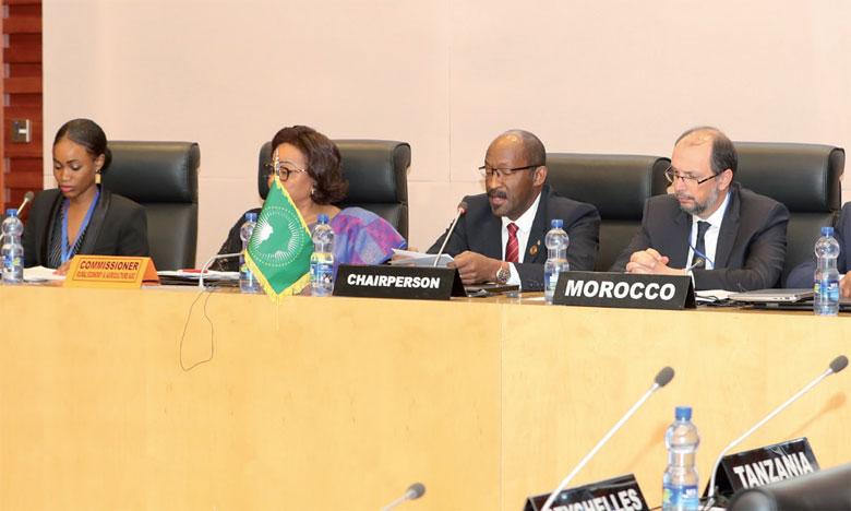 Le Maroc renouvelle son soutien aux «Commissions Climat» depuis Addis-Abeba