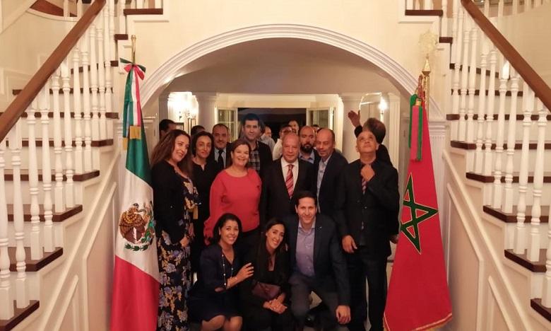 D'après son président, le CCMEM ambitionne de renforcer la collaboration Maroc-Mexique au niveau du plan académique et de la recherche scientifique. Ph: DR