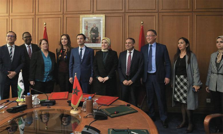 La BAD accorde au Maroc un prêt de 204 millions de dollars pour renforcer le Régime d'assistance médicale et la couverture médicale des travailleurs non-salariés