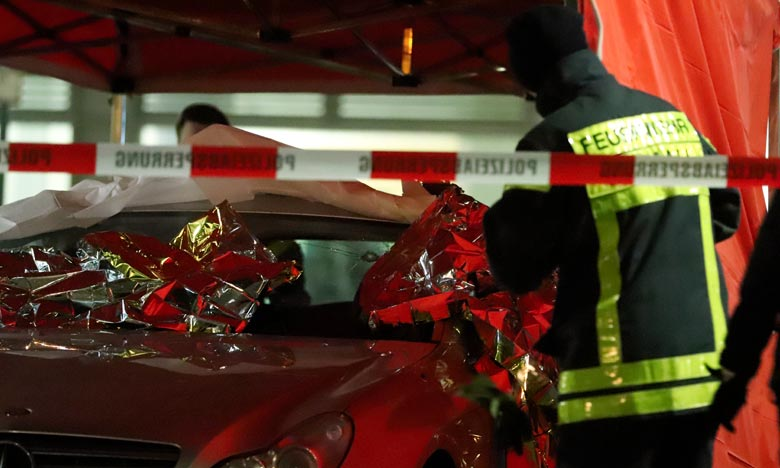 Huit morts dans deux fusillades près de Francfort