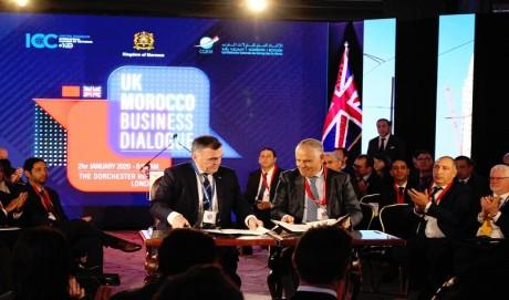 La British International School of Casablanca et Reigate Grammar School International signent un accord de partenariat