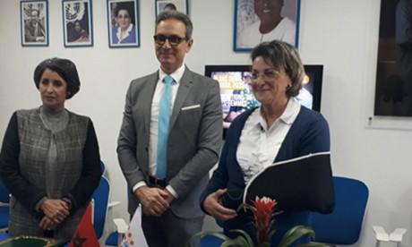L'UNFPA s'active pour améliorer la santé maternelle et le bien-être des jeunes en situation de handicap