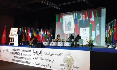 La stabilité de l'Afrique à l'épreuve du terrorisme  et des menaces globalisées