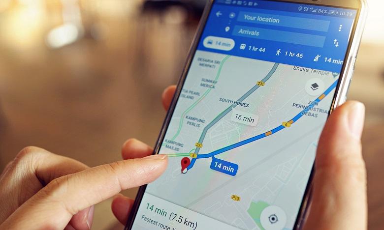 Google Maps, qui revendique plus d'un milliard d'utilisateurs mensuels, a cartographié plus de 220 pays et territoires. Ph. Shutterstock
