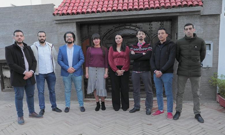 Le Réseau marocain du journalisme digital vise à aider les jeunes journalistes à améliorer leurs compétences professionnelles . Ph: DR