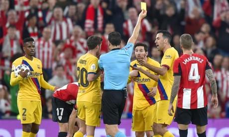 Coupe du Roi: Le Barça éliminé par l'Athletic Bilbao
