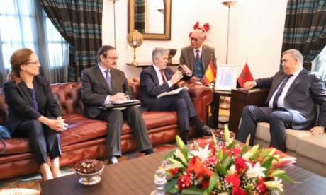 Le ministre de l'Intérieur espagnol salue la coopération avec le Maroc en matière de lutte contre l'immigration clandestine et le terrorisme
