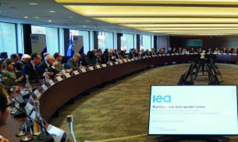 L'Agence internationale de l'énergie  réunit les présidents des COP