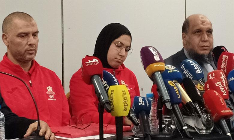 L'entraîneur de la taekwondoïste Fatima Zahra Abou Faras appelle  à l'ouverture d'une enquête