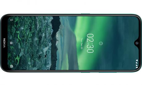 Nokia 2.3 nouvelle génération, un concentré d'Intelligence Artificielle