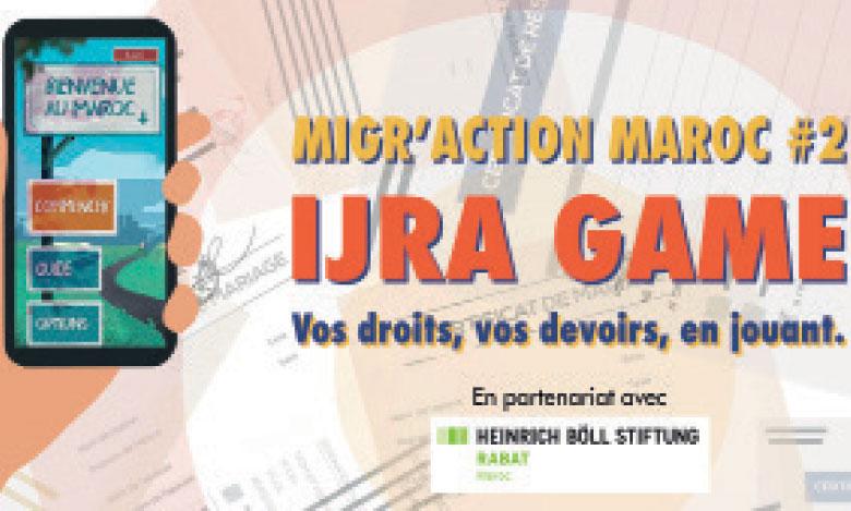 «Ijra Game», un jeu 100% marocain sur la migration