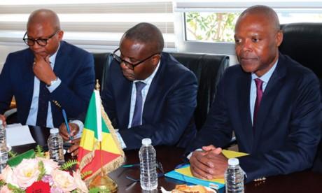 Première réunion du Comité mixte maroco-congolais de coopération énergétique